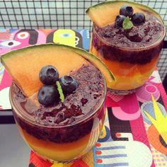 mango melon bilberry