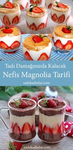 Dessert In A Mug, Food Places, Turkish Recipes, Kitchen Recipes, Tart, Cake Recipes, Sweet Tooth, Cheesecake, Deserts