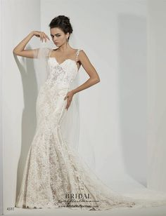 Eve of Milady (Eve Muscio) http://www.bridalreflections.com/bridal-dress-designers/eve-milady