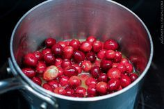 SCD and Paleo Cranberry Sauce - Against All Grain - Award Winning Gluten Free Paleo Recipes to Eat Well & Feel Great
