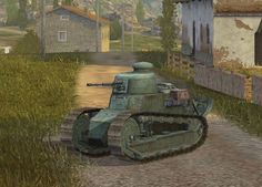 awesome WoT Blitz: French Tanks Pictures