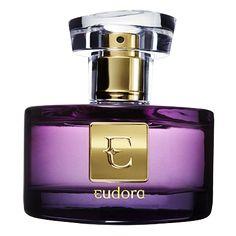 Eudora - Eau de parfum, eu vendo eu uso eu amo.