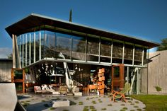 Canadian architect Omer Arbel has completed the 23.2 House project in…