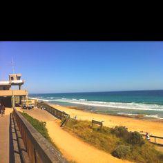 Portsea (Vic AU) back beach, afternoon
