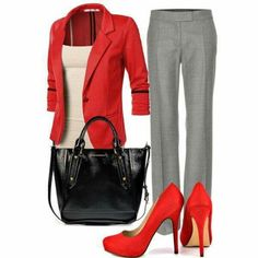 Red ♡♡