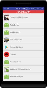 Android Share App Tutorial – Create a Simple Share App – Basic2Learn