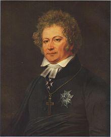 Esaias Tegnér, 1782 - 1846. (Se.) writer.