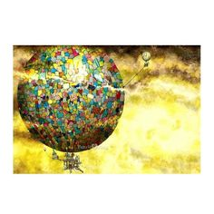Puzzle Life Jigsaw Colin Thompson DayDream 500 Pieces #PuzzleLife