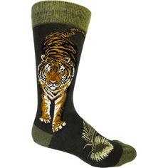 Fierce Tiger Socks