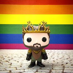 Game of Thrones shares an image on twitter for of marriage equality
