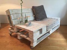 Paletten Sessel oder Tisch vom Architekten, ca. 80/100 x 120 cm, in Nürnberg - Nordstadt | eBay Kleinanzeigen