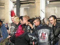 london punks by nmg1xx, via Flickr