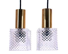 glass table lamp orrefors - Google Search