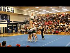 Campo Verde Varsity 5-man stunt group - YouTube