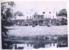 Coombe Wood (Coombe House), near Kingston-upon-Thames.  Lord Liverpool's house and estate close to London.