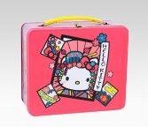 An image of Hello Kitty Aluminum Lunch Box: Nugeisha