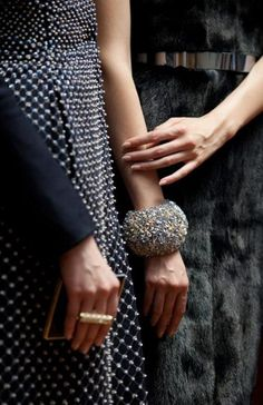 Dior Haute Couture, Fall Winter 2012/2013 - Details.