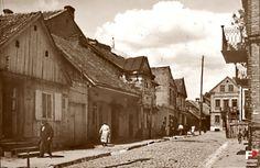 Białystok - zdjęcia niezidentyfikowane, Białystok - 1939 rok, stare zdjęcia