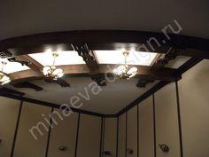 Потолки из массива гостиница - автор Ольга Минаева, Россия, Краснодар, +79184110608