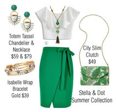 """Untitled #3"" by sarah-labancz on Polyvore featuring River Island, Chicwish and Stella & Dot"