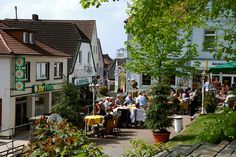 Innenstadt Bad Bentheim