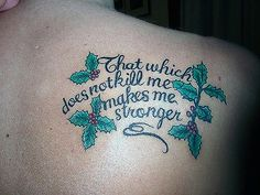 cool tattoo i found