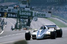 Nelson Piquet ~ Parmalat Brabham-BMW BT50 ~ 1982 British Grand Prix, Brands Hatch