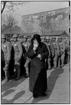 Henri Cartier Bresson, Beijing, China