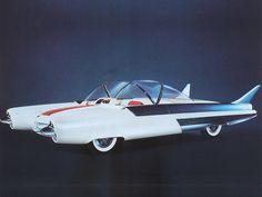 1952 Ford ATMOS concept car