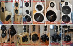 Trans-Fi Audio - OB Speakers - Hi-Fi sight decsribing my experiences over the years & the products I have now developed. Open Baffle Speakers, Built In Speakers, Garage House Plans, Dj Equipment, Over The Years, Speaker Building, Guitar, Homemade, Klipsch Speakers