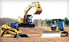 Groupon - Construction-Vehicle Driving Adventure for One or Two at Extreme Sandbox (Half Off) in Hastings. Groupon deal price: $97
