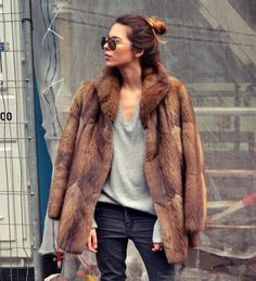You know this kind of coat is basically useless unless you live in Siberia, right? pea coat  is much better :-/