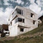 conrete-house, Gabrielle Hachller+Andreas Fuhrimann, Switzerland