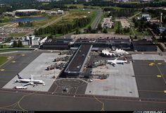 Aeropuerto de Riga 1, Letonia