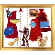 Iron Man Colourful Outfits, Cool Outfits, Colorful, 15th Birthday, Birthday Ideas, Avengers Costumes, Disney Bound, Character Development, Go Shopping