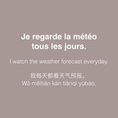 The correct English translation is:  I watch the weather forecast every day. Everyday has a general meaning, every day (2 words) is a countable word.   Every (single) day, I watch the weather forecast.
