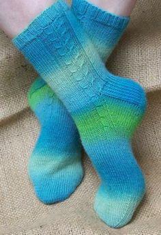Moira Engel - 2012-06 - Anybody's Socks