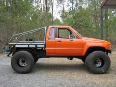 *Official* Toyota Flatbed Thread - Page 21 - : and Off-Road Forum Toyota Pickup 4x4, Toyota Trucks, Cool Trucks, Pickup Trucks, Lifted Trucks, Truck Flatbeds, Truck Mods, Tacoma Truck, Custom Truck Beds