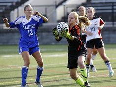 Photos: H.S. GIRLS SOCCER: Scituate tops North Quincy - The Patriot Ledger, Quincy, MA - Quincy, MA