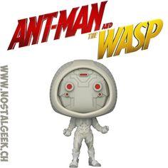 Figurine Funko Pop Marvel Ant-Man and The Wasp Ghost geek suisse sh. Bd Comics, Funko Pop Marvel, Wasp, Ants, Geek Stuff, Video Games, Toy, Geek Things, Ant