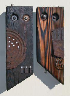 Greg Corman Sculpture and Functional Art: recycled sculpture