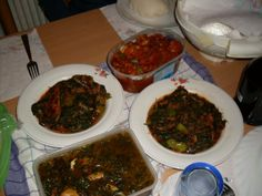 Belle table togolaise