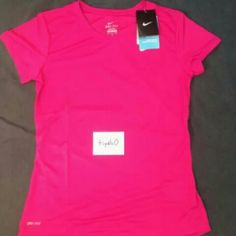Nike Dri Fit Tee New with tags in package Nike Tops Tees - Short Sleeve