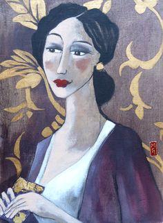 Marie Godest - ARTACASA Gallery Artists and Artworks