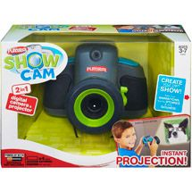 Walmart: Playskool Showcam 2-in-1 Digital Camera and Projector. I was able to try this for free thanks to BzzAgent! I highly recommend getting this for your child. It's very kid friendly and my four year old daughter gets to be her own photographer now. :) Not only can you take pics, but also project images onto any surface with the projector!   #GotItFree
