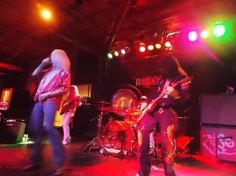 Zoso brings the music of Led Zeppelin to Little Rock.  Article and pictures by Jerry Tucker!