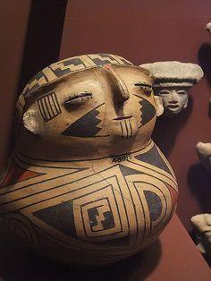 Ceramic Vessel Casas Grandes  1200-1450 CE Chihuahua State Mexico