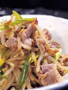 節約レシピ!もやしと豚肉の中華あえ by ナナさん   レシピブログ ...