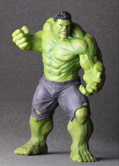Crazy Toys Avenger 2 Age Of Ultron Hulk Action Figure Crazy Toy 3D Model Doll