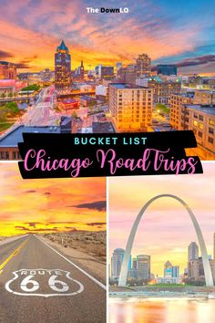 The Best Road Trips from Chicago. The best road trips from chicago for weekend getaways from the windy city. Head to Wisconsin, Michigan for family fun and drive destinations. | best road trips from chicago | road trips from chicago weekend getaways | Chicago Travel |